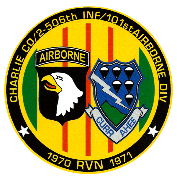 101st Airborne Screaming Eagle & 506th Inf.
